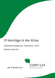 E-Book: IT-Verträge in der Krise